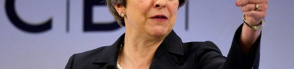 Theresa May doubles visa numbers for tech workers